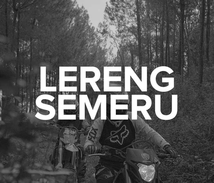 LERENG SEMERU